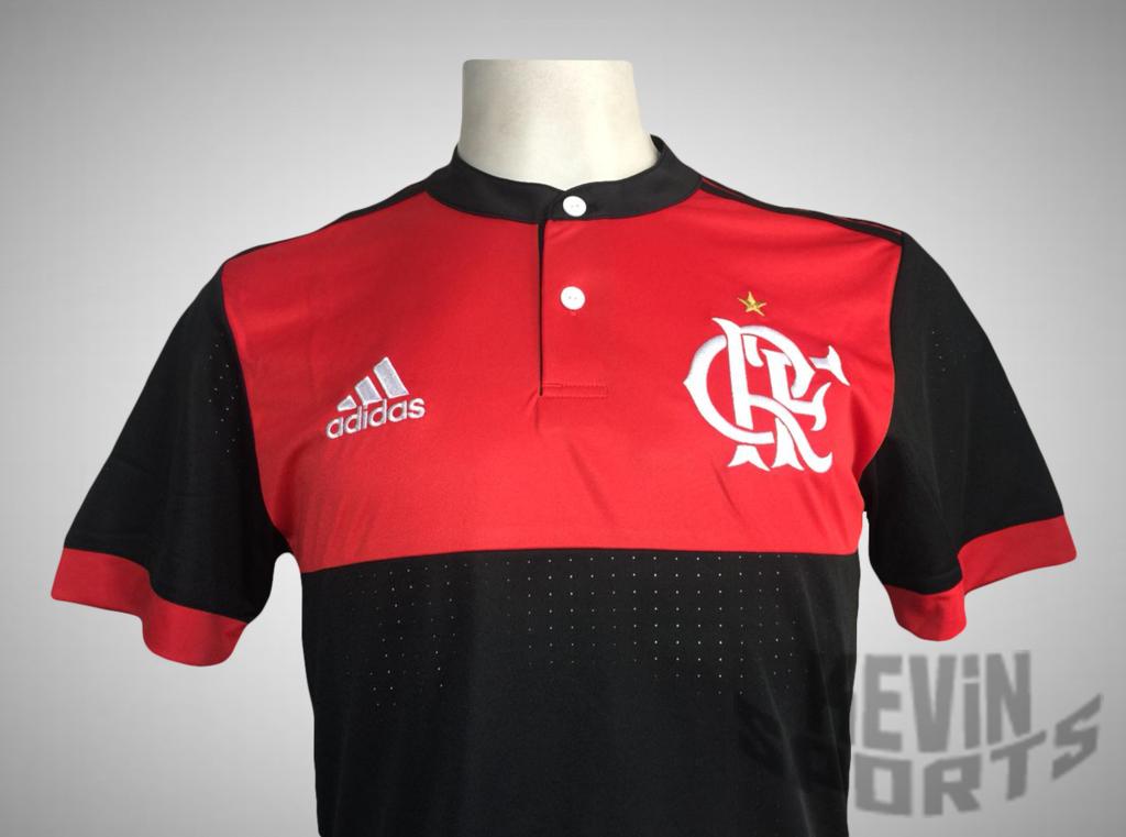 ecb290f822f6f Camisa Flamengo I 2017 18 - Comprar em Kevin Sports