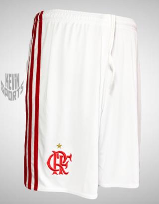 Calção Adidas Flamengo II 2016 dcd0ad7d20f0a