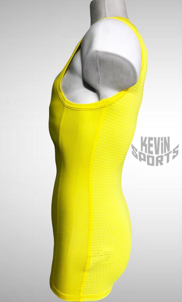 f00f5ed6ac Imagem do Regata Adidas Techfit Base Masculina - Amarela