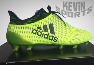 Chuteira Original Adidas X 17 Speed Profissional- Campo 1f3f54c6c7f01