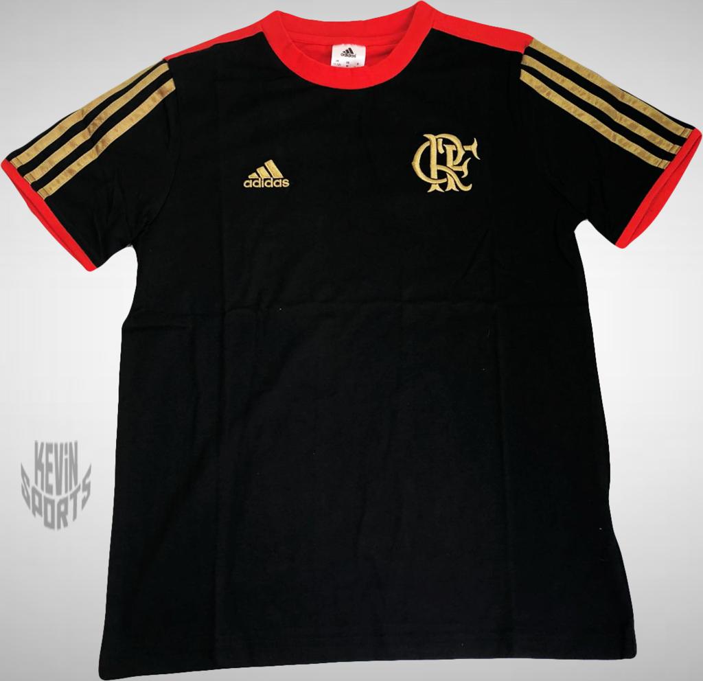 7cf0e6523bba7 Camisa Infantil de Passeio Flamengo Adidas