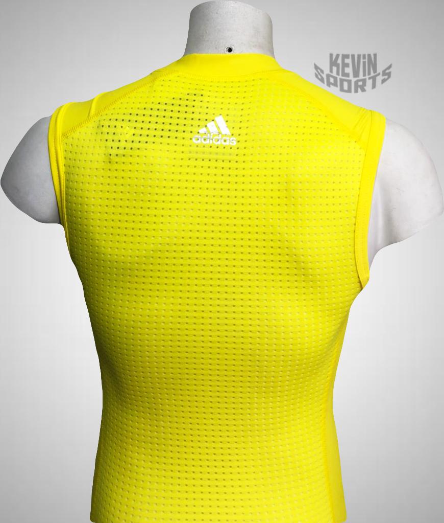 fe40ab668b Regata Adidas Techfit Base Masculina - Amarela - comprar online