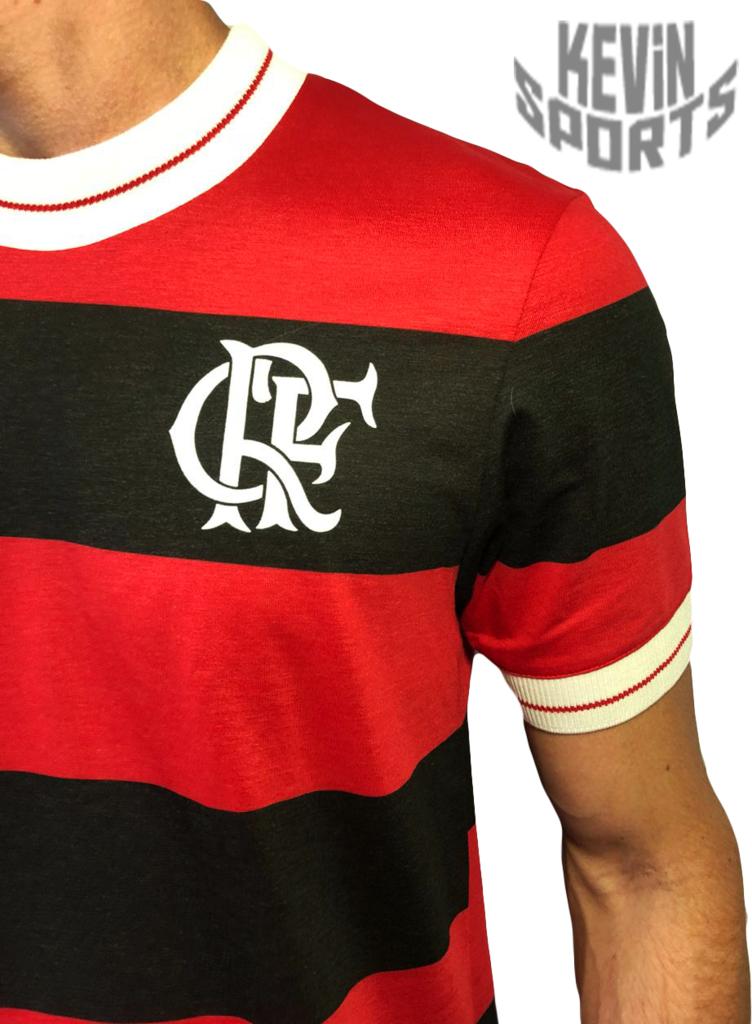 2636b6a227 Camisa Icon Flamengo Adidas Edição Limitada - Retrô - Kevin Sports