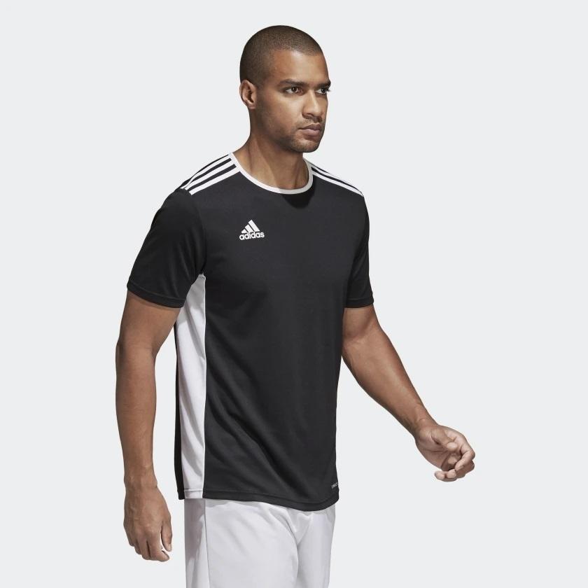 1242cc74bd Camisa Adidas Entrada 18 Preta - Kevin Sports