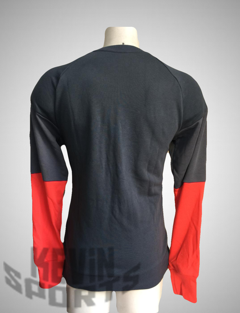 15bd5b7b54b Moletom Adidas Flamengo Treino 2016 - comprar online