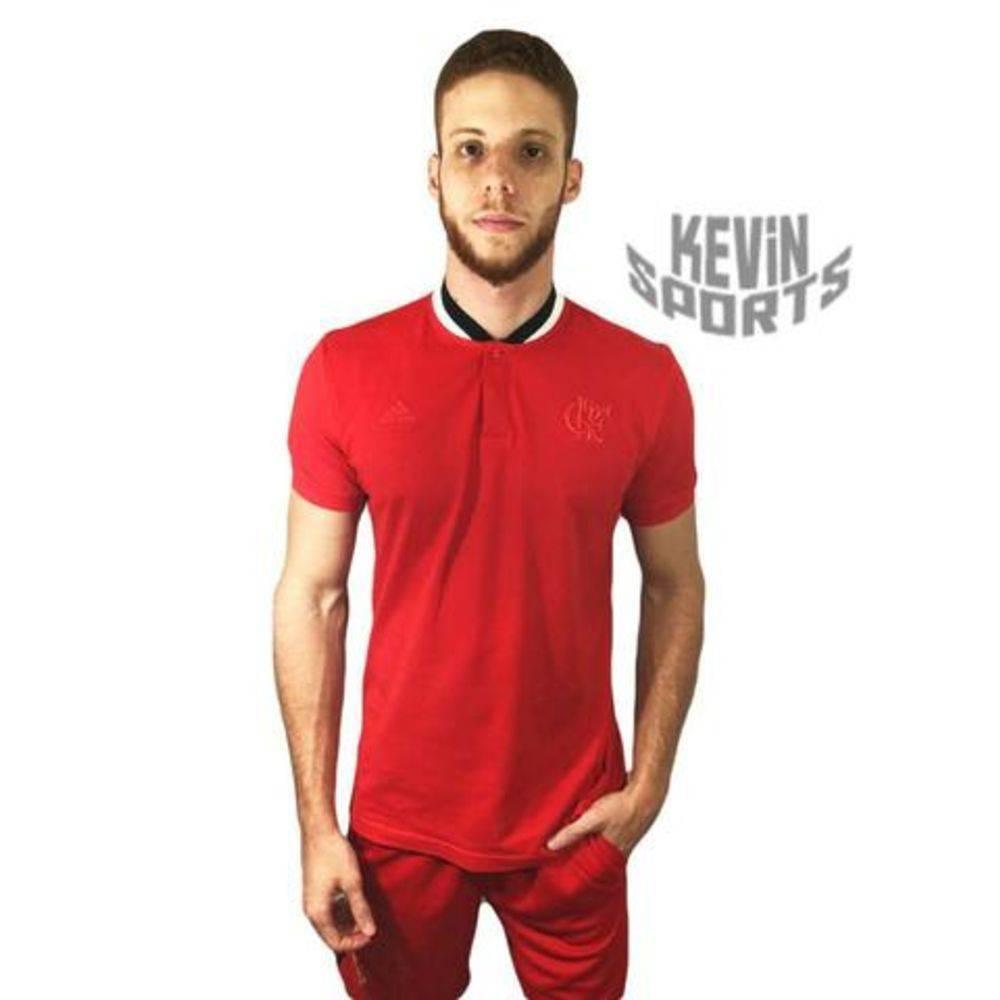 504d5f759 Camisa Polo Flamengo Adidas Rio 450 Anos Vermelha