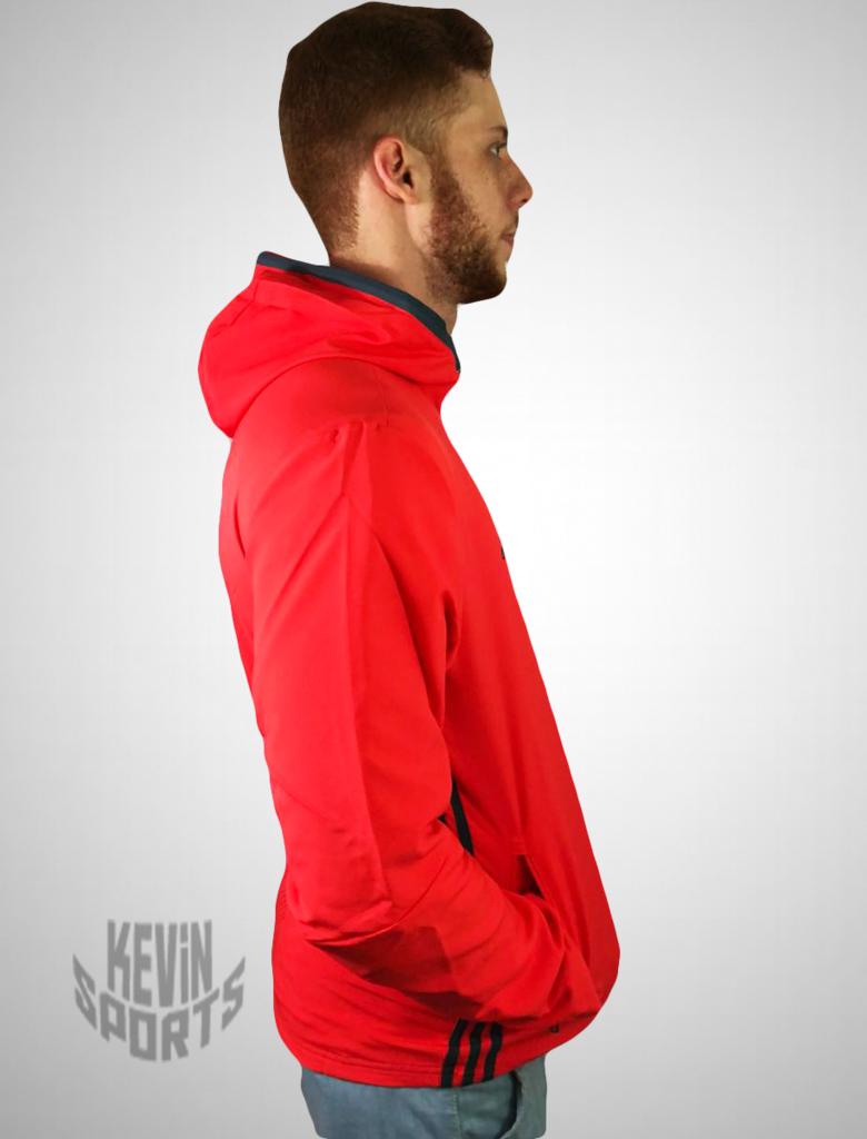 Jaqueta Corta Ventos Flamengo Adidas - Kevin Sports ad8fc67ff545a