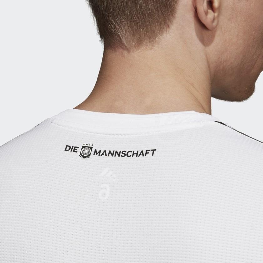 Camisa Alemanha Adidas I 2018 Modelo Jogador - loja online d896899eb7965