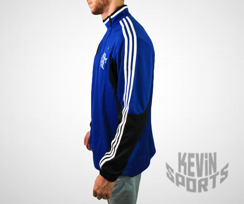 Casaco Flamengo adidas De Treino Azul Moletom - Kevin Sports 3973a24b5911b