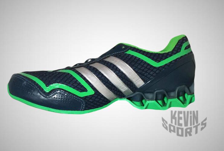 b7ab03ca723 Tênis Adidas Cloudpacer - Verde e Preto - Kevin Sports
