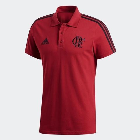 2aefcdc0c4d3e Camisa Polo 3S Flamengo Adidas - Kevin Sports