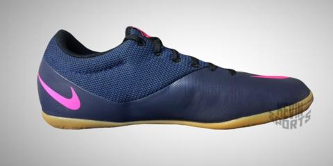 e39d81f109 Chuteira Nike Mercurial X Pro IC Futsal - Preto e Rosa - comprar online