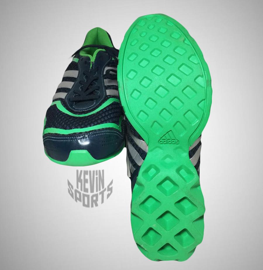 36d95ca74eb Tênis Adidas Cloudpacer - Verde e Preto - Kevin Sports
