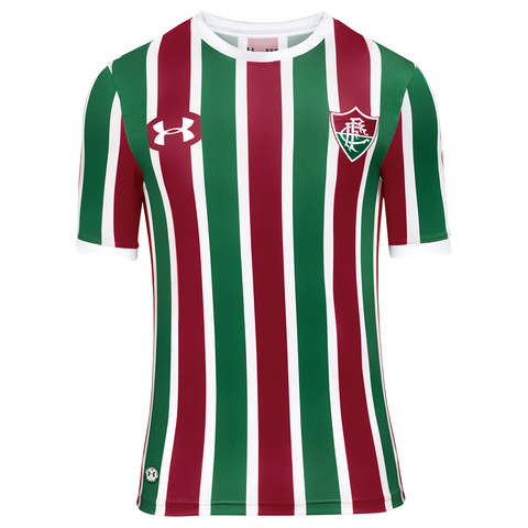 Camisa Fluminense I 17 18 Torcedor Under Armour Masculina 041e8fce1ab4a