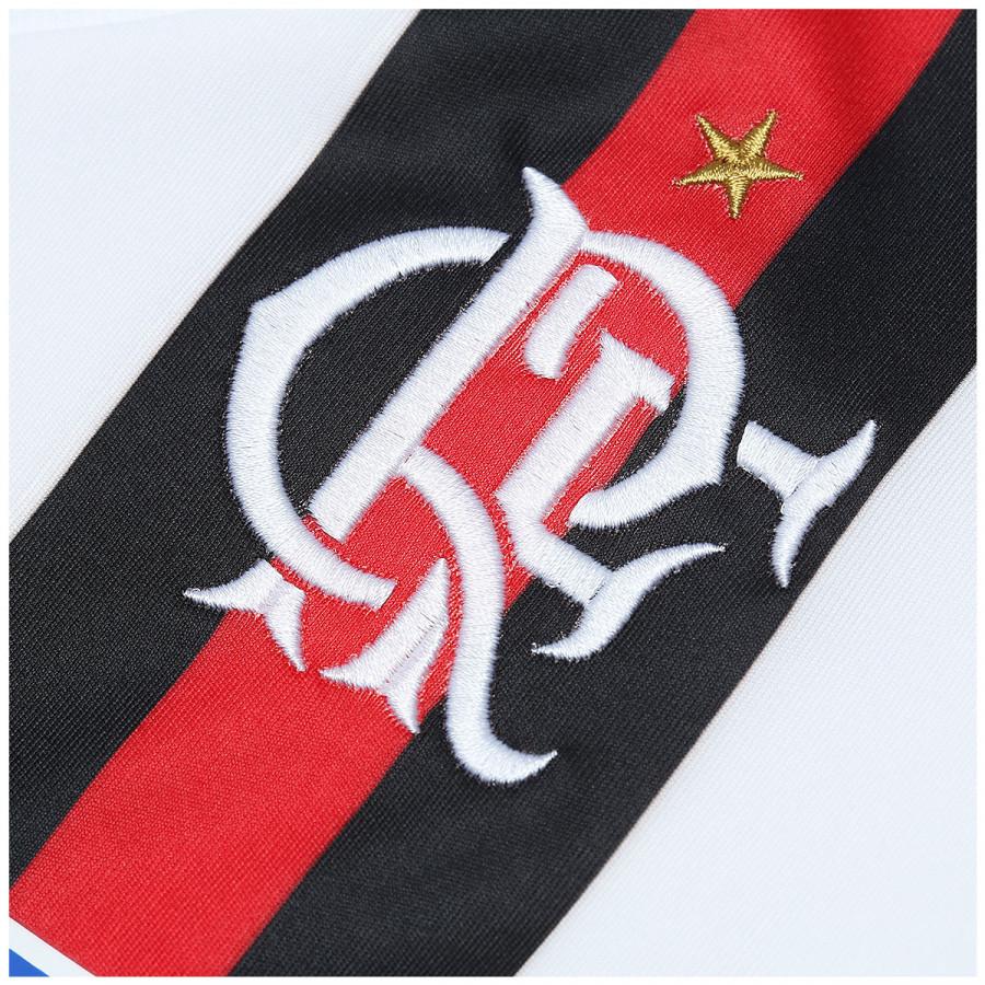 Camisa Infantil Flamengo Adidas II 2017 2018 - comprar online 76c844b09649c