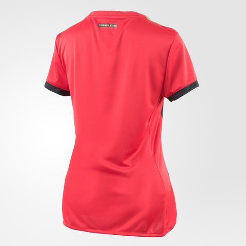 dacd6a165b316 Camisa Sport Recife I 17 18 s nº - Torcedor Adidas Feminina - Vermelho