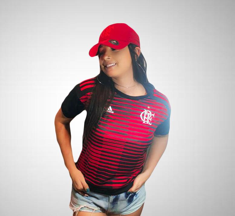aefc579841446 Camisa Infantil Pré Jogo 2018 - Kevin Sports