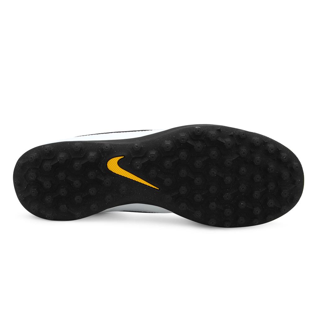 ddbf2c3c4d Chuteira Society Nike Majestry TF Masculina - Branco e Preto na internet