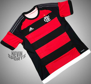 1cf90b17dd Camisa Adidas Flamengo I 15 s nº Infantil