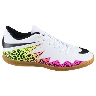56dfcabaa7 Chuteira Nike Hypervenom Phade II IC Futsal - Branco