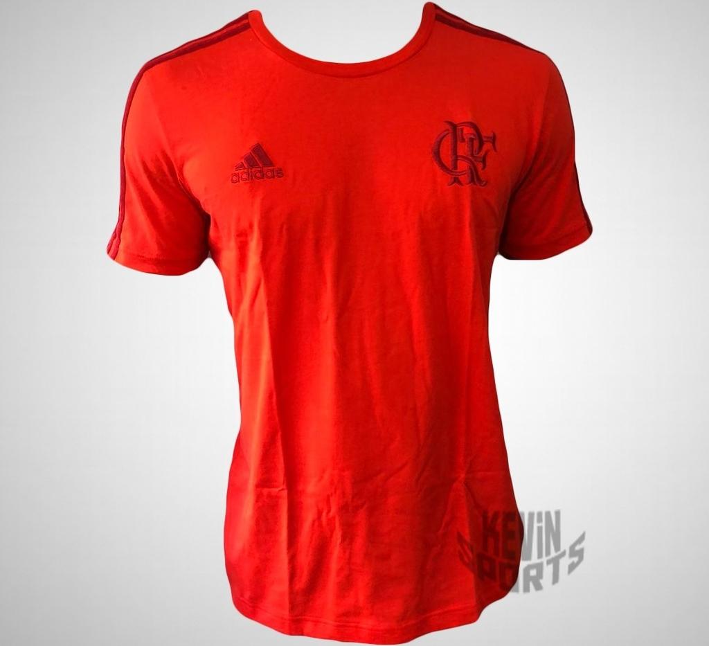 4752b4e5d2 Camisa Flamengo Adidas 3S Viagem 2018 - Kevin Sports