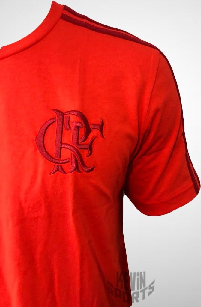Camisa Flamengo Adidas 3S Viagem 2018 - Kevin Sports d55303e6f0fdb