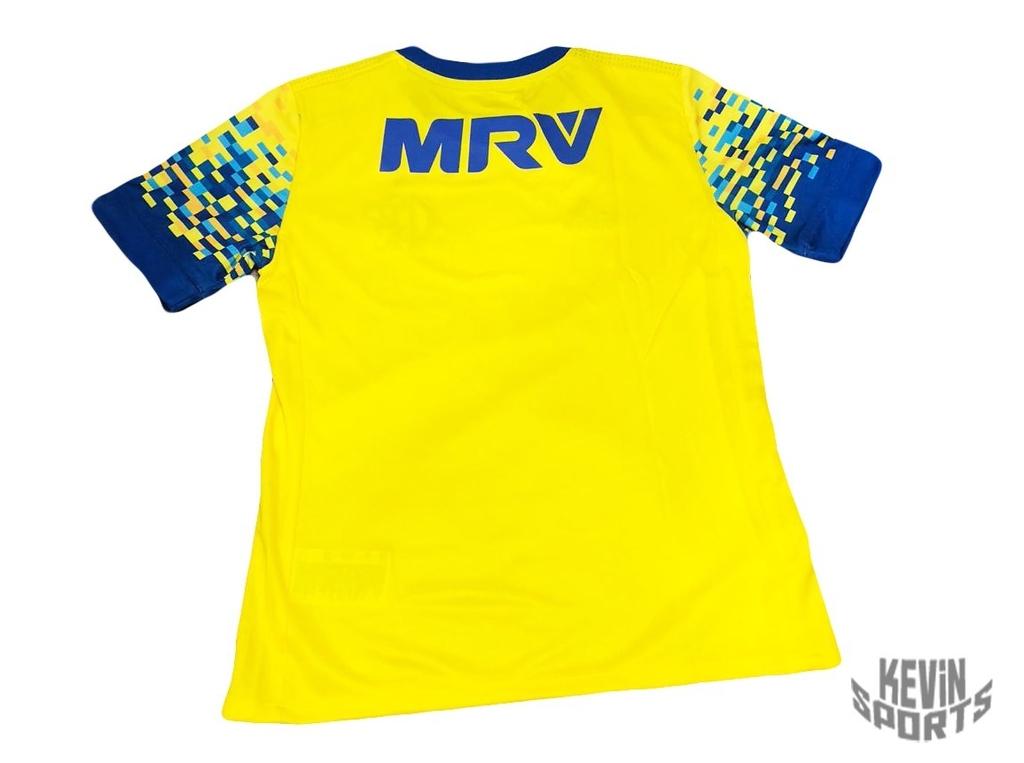 4a57c82428235 Camisa Infantil Flamengo Adidas III 2017 Amarela na internet