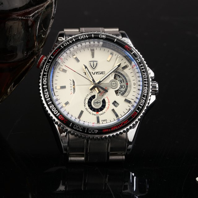 RELÓGIO TEVISE ELEGANCE AUTOMATIC - comprar online
