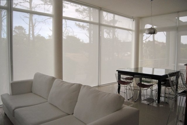 Cortinas roller screen 5% fibra de vidrio