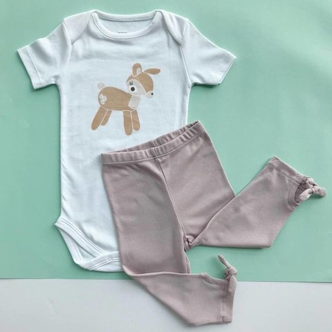 Conjunto de Body Deer + Legging