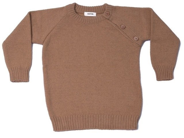 SWEATER TIMI - BEIGE en internet