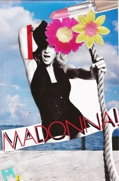 "Collage ""Madonna"""