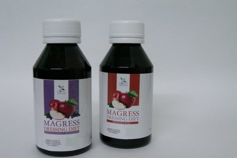 Magress de Manzana Roja 125 ml.