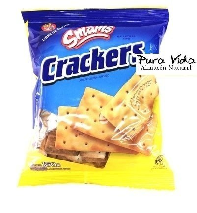 Galletitas Crackes