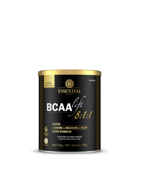 BCAA Lift 8:1:1  sabor neutro Essential Nutrition 210 g