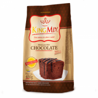 Mistura para bolo Chocolate King Mix 450g
