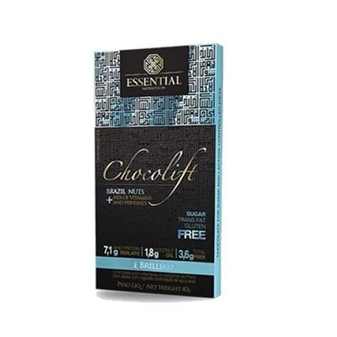 Chocolift Brasil Nuts Essential Nutrition 40g