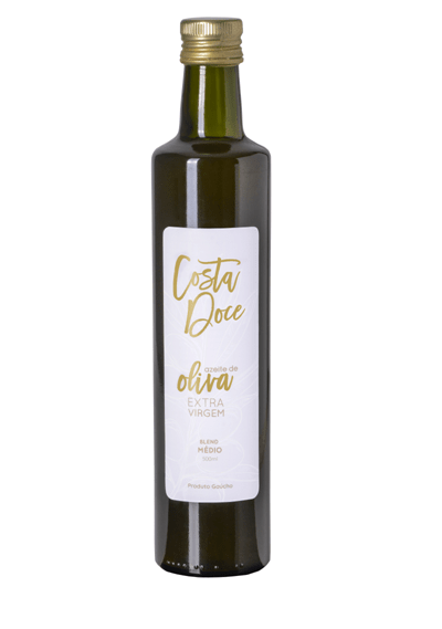 Azeite de Oliva Extra Virgem Blend Medio Costa Doce 500ml
