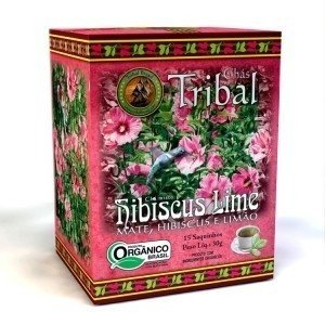 Tribal Hibiscus Lime Mate 30g