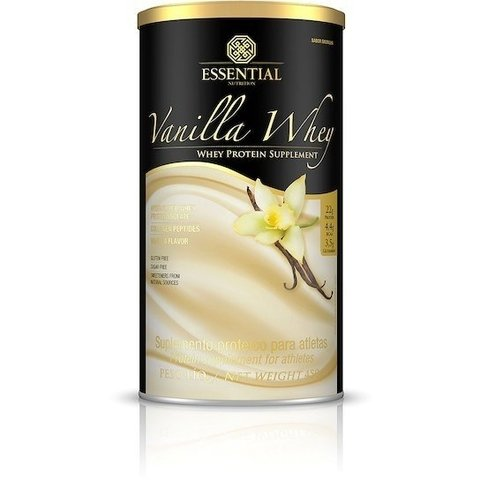 Vanilla Whey 450g  Essential Nutrition