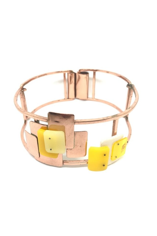 Choker KINETIC amarillo