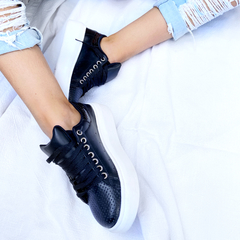 Zapatilla Belly Black en internet