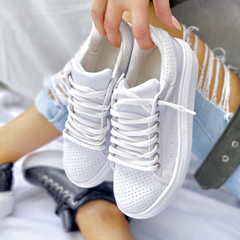Zapatilla Belly White