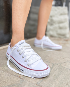 Zapatilla Star White