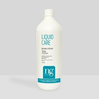 LIQUID CARE - ALCOOL LIQUIDO 70% - FRASCO 1.000mL