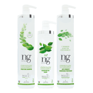 SYNERGY ORGANIC PROFESSIONAL TREATMENT