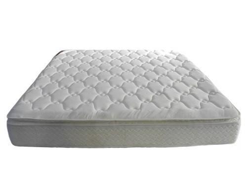 Colchon espuma alta densidad nature 32kg pillow top 200x200 - Colchon 200x200 ...