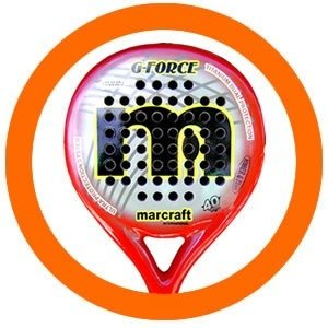 MARCRAFT G-FORCE ROJO