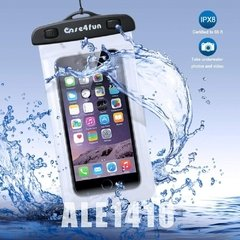 Funda Sumergible Tactil Móvil Iphone Samsung Galaxy Buceo - comprar online