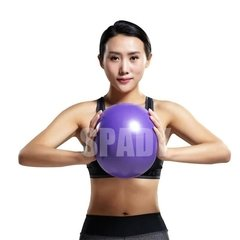 Pelota Pilates 21cm Fitness Gym Yoga Rehabilitación